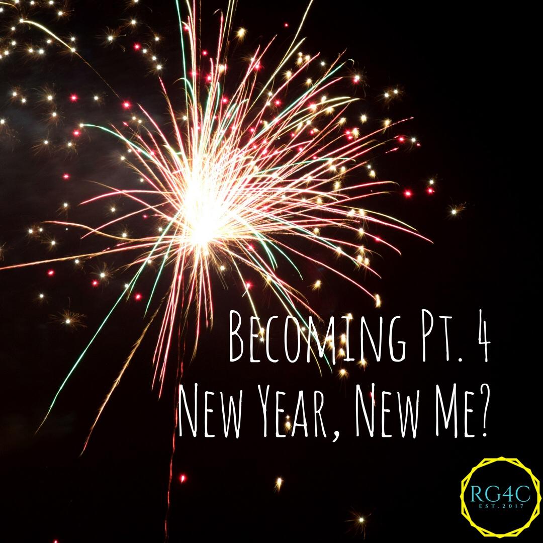 New Year, NewMe?